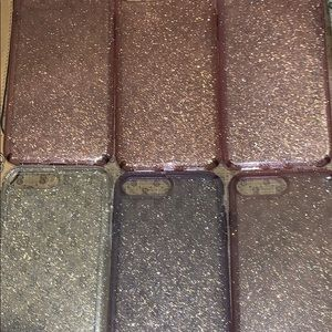 Speck glitter cases iPhone 8+